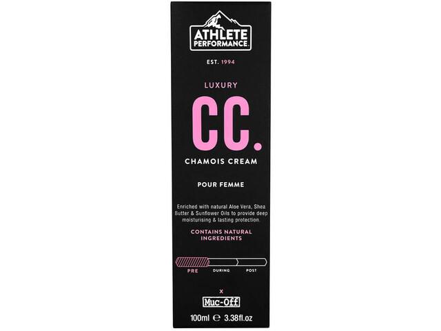 Muc-Off Chamois Krem 100 ml Kobiety, pink
